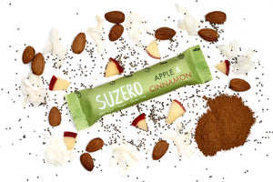 Suzero Low Sugar Snack Bars - UCSFresh