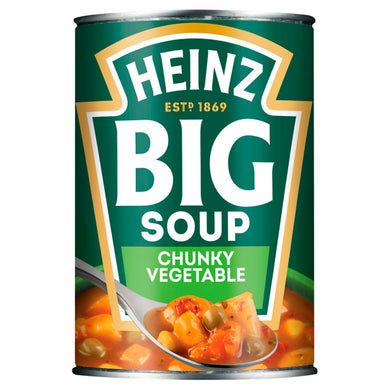 Heinz Big Soup Chunky Vegetable - UCSFresh