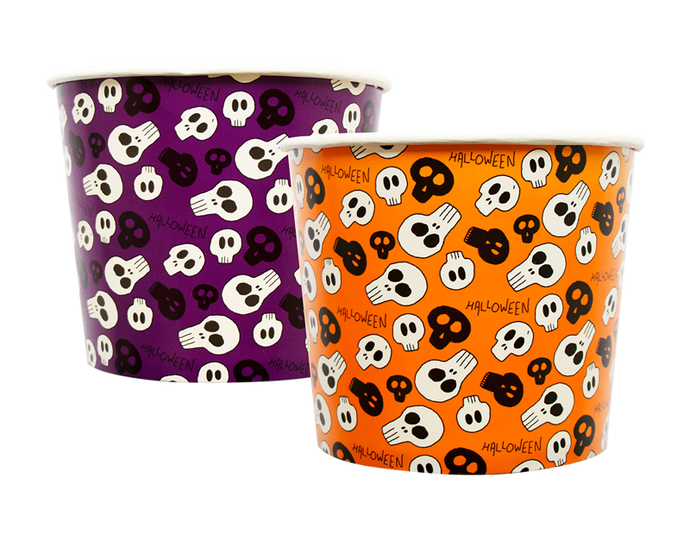 Halloween Party Bucket - 2 Pack - UCSFresh