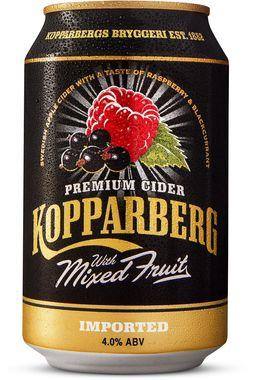 Kopparberg Premium Cider with Mixed Fruit - UCSFresh