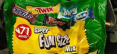 Mars Fun Size Mix - UCSFresh