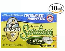 Seasons Sardines in Olive Oil - UCSFresh