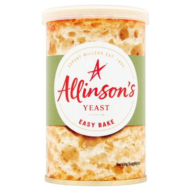 Allinson's Easy Bake Yeast - UCSFresh