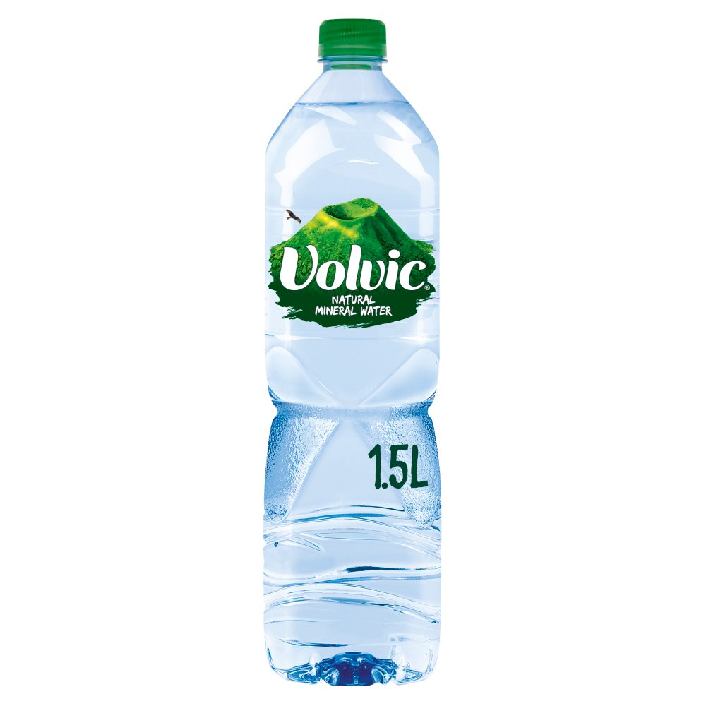 Volvic Natural Mineral Water 1.5l - UCSFresh