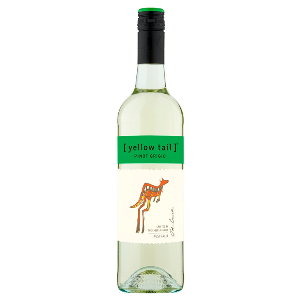 Yellow Tail Pinot Grigio 750ml - UCSFresh