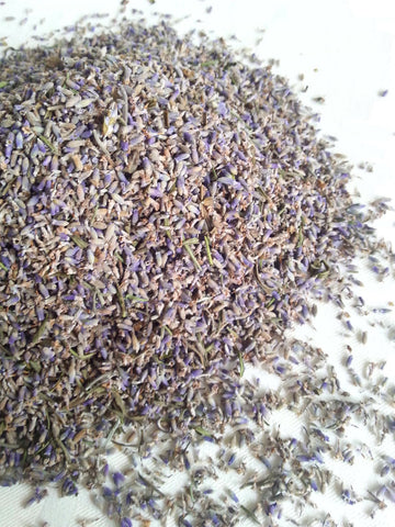 Bulk Dried Lavender Buds - 250 gr