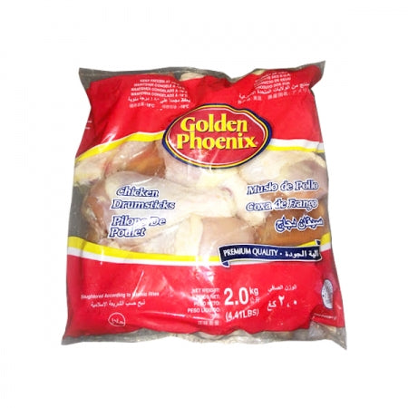 TRUTO LARGO DE POLLO 2KG - GOLDEN PHOENIX