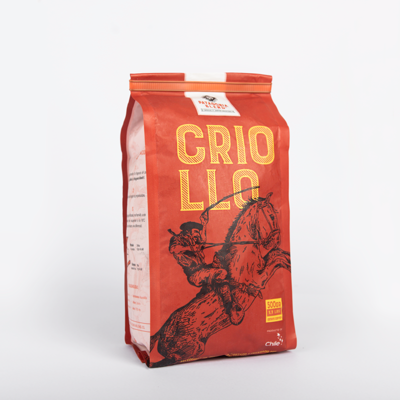 CAFÉ MOLIDO CRIOLLO 500 GRS - PATAGONIABLEND