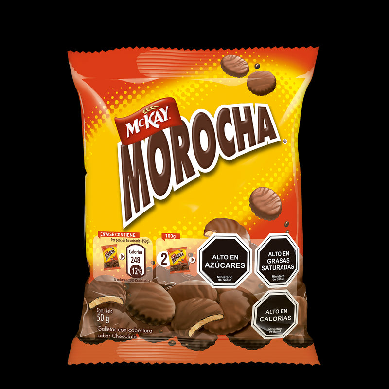 MOROCHA MINI GALLETA 50GR.