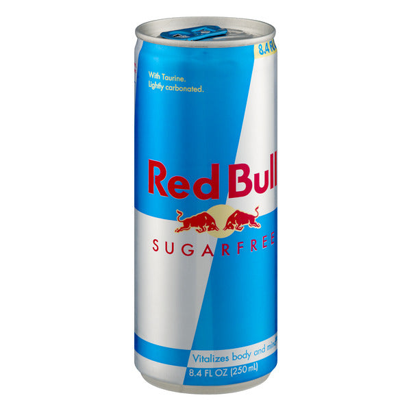 RED BULL SUGAR FREE 250CC