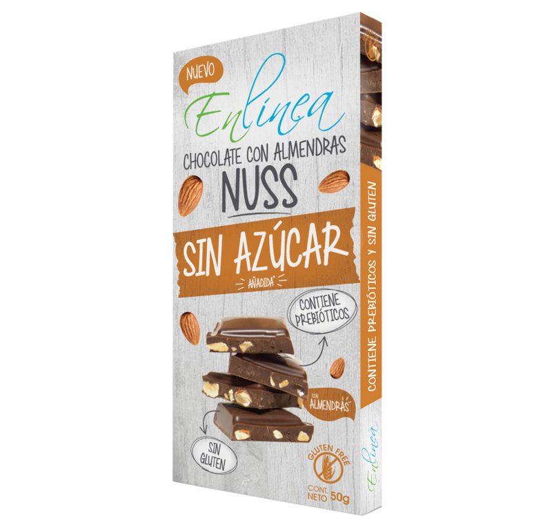 CHOCOLATE NUSS - ENLINEA