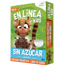 CEREAL KIDS CHOCOLATE 330 GRS - ENLINEA