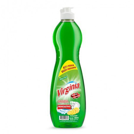 LAVALOZAS LIMON 500ML- VIRGINIA