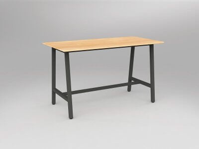 Trestle Stand Up Meeting Table ANZ Office Furniture - Stand up meeting table