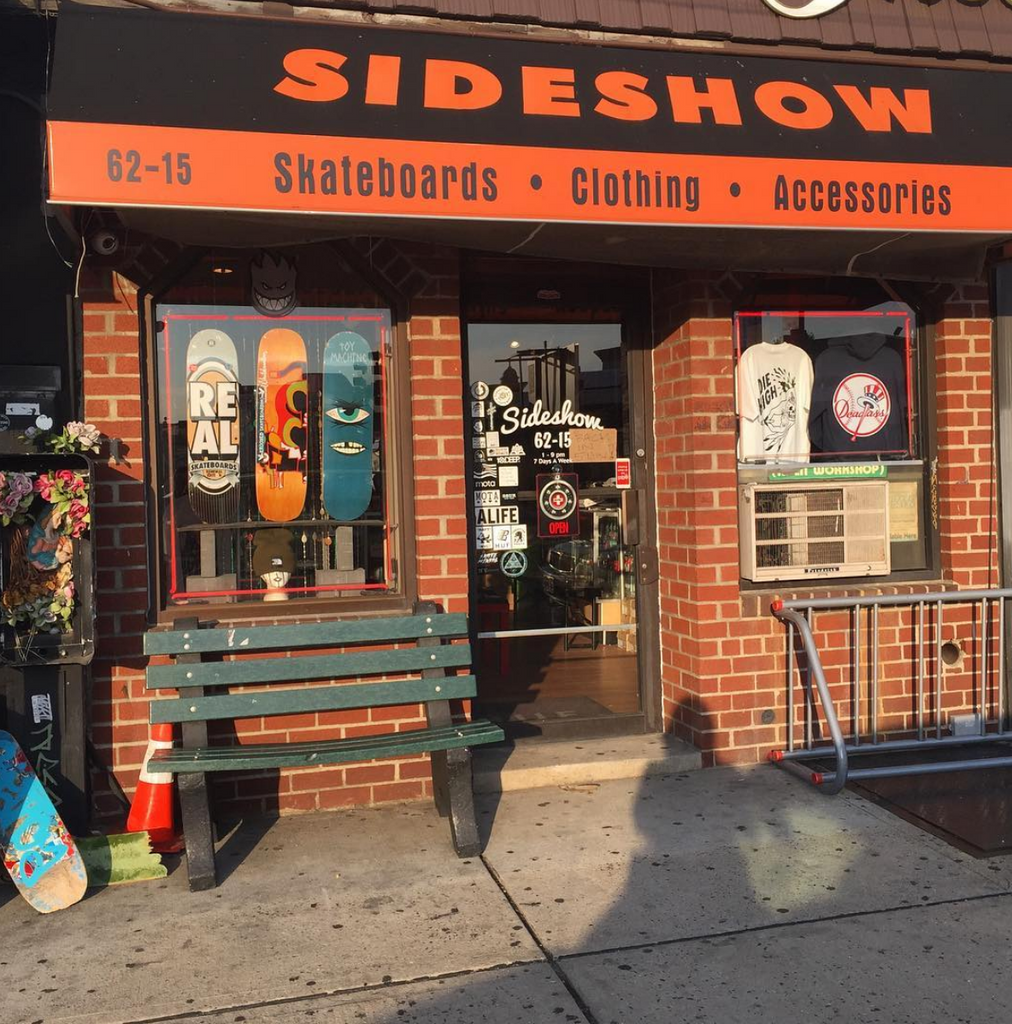 New Stockist: Sideshow NYC in Queens!
