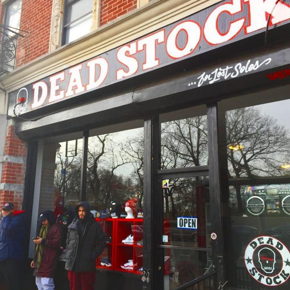 New Stockist Alert! Deadstock NYC now carrying Brutallic