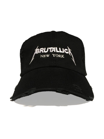 Brutallica Dad Hat (Black)