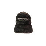 Brutallic Streetwear nyc brand denim hats dad hats independent