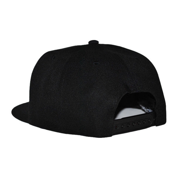 Cosmic Battle Snapback (Black) - Brutallic - 4