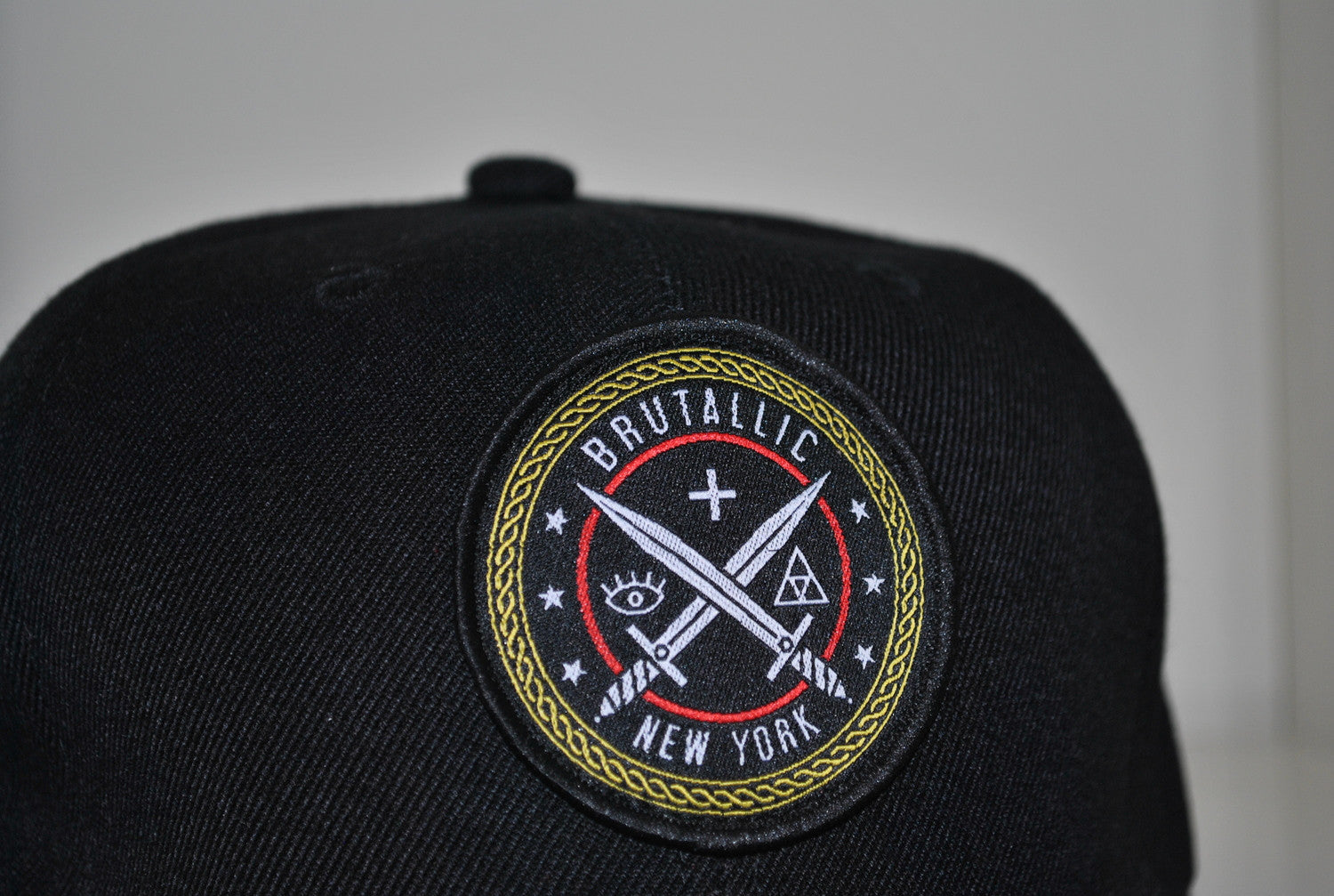 Cosmic Battle Snapback (Black) - Brutallic - 3