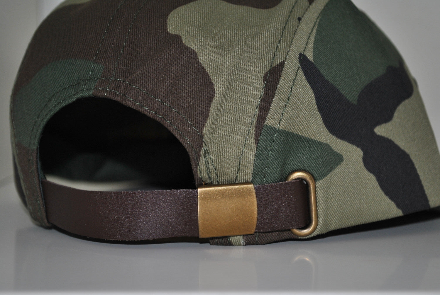 Guerilla Warfare 5-Panel Hat - Brutallic - 4