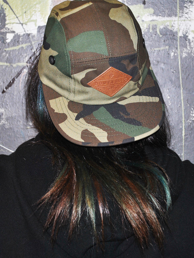 Guerilla Warfare 5-Panel Hat - Brutallic - 5