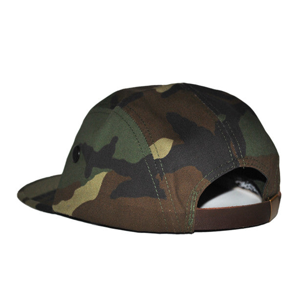 Guerilla Warfare 5-Panel Hat - Brutallic - 2