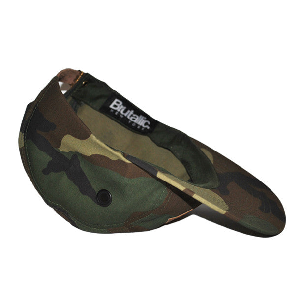 Guerilla Warfare 5-Panel Hat - Brutallic - 3