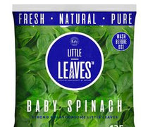 Baby Spinach - bag