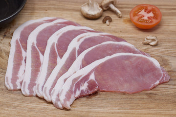 Back Bacon (Rindless) - 500g