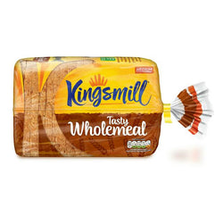 Kings Mill Wholemeal Bread - Medium