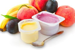 Mixed Tray of Fruit Yoghurt x 12