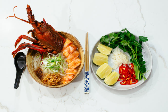 Spiny Lobster Pho