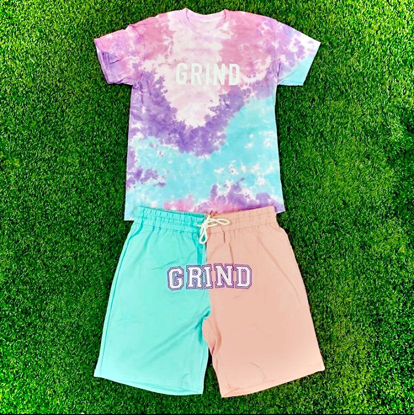 Cotton Candy Grind Shirt - On The Grind