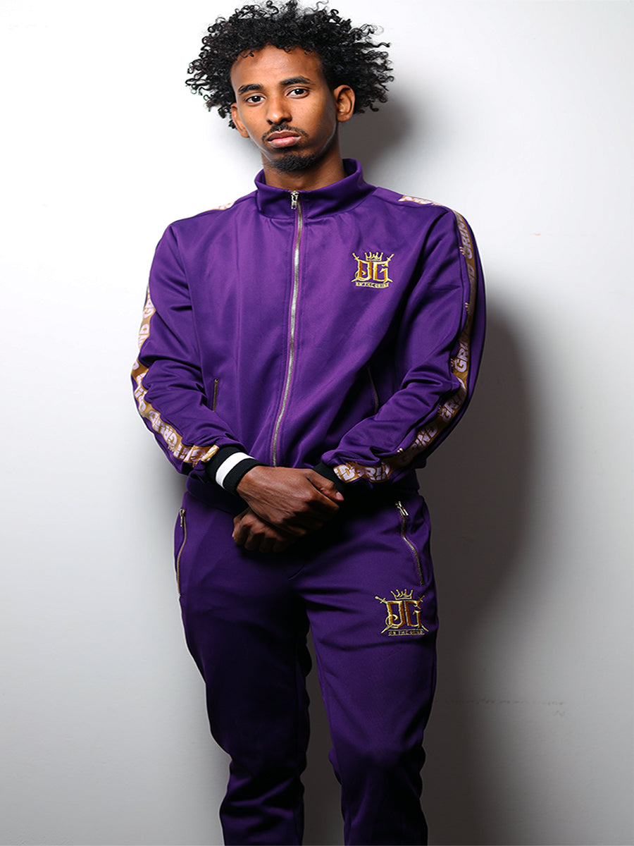 Lakers Grind OG Tracksuit Jacket - On The Grind