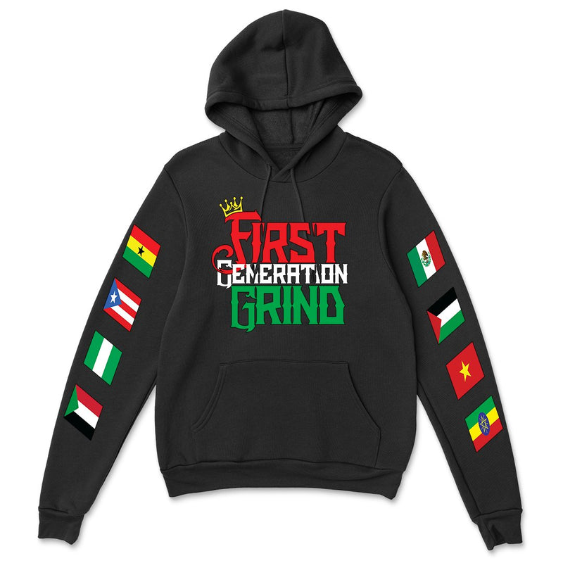 First Generation Grind Hoodie - On The Grind