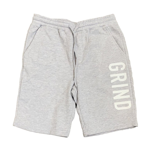 Grey GRIND Sweatshorts - On The Grind