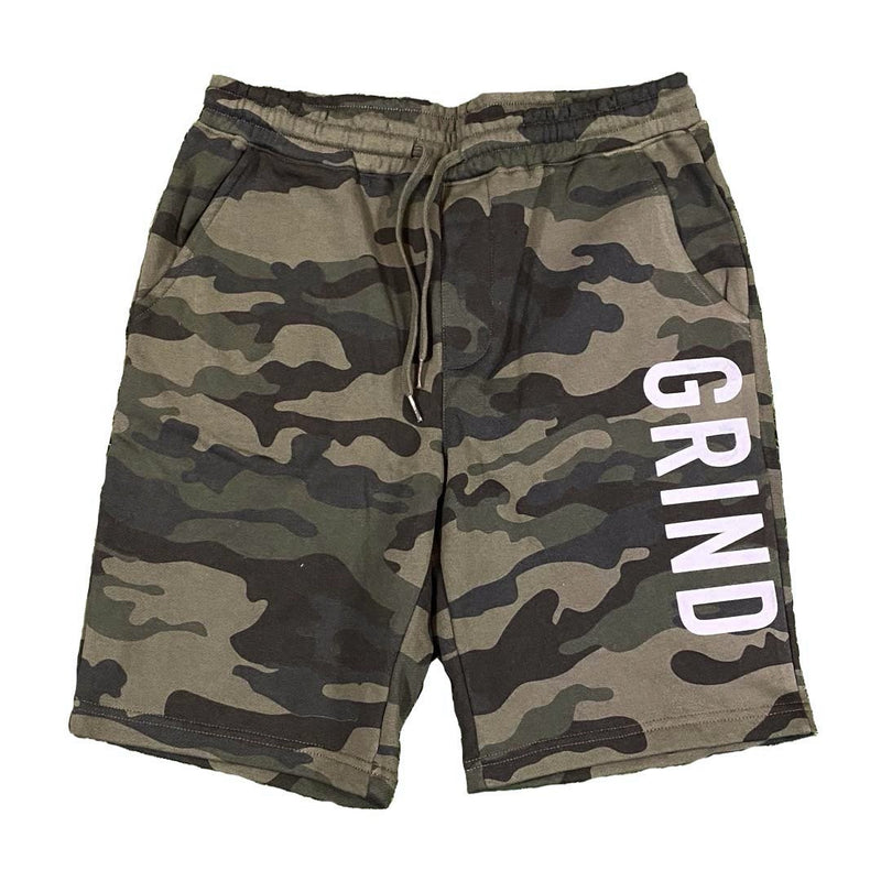 Camo GRIND Shorts - On The Grind