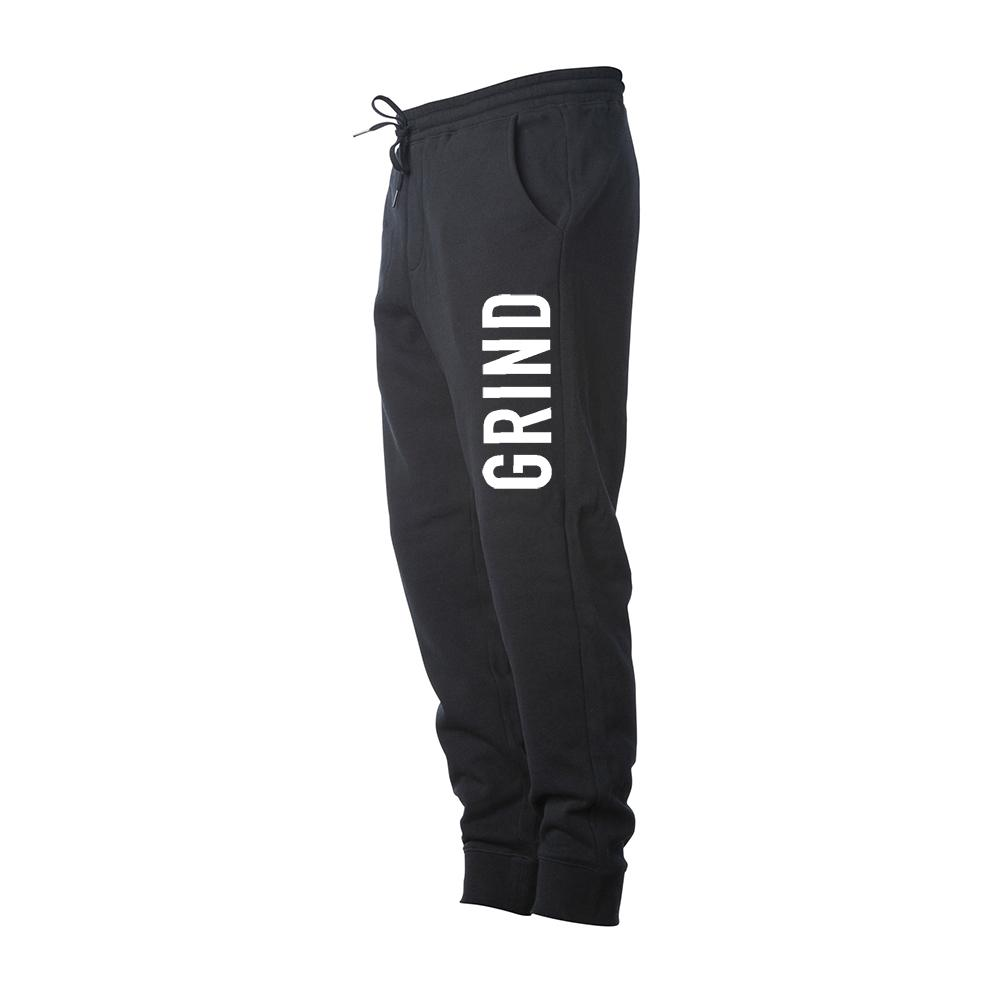 Men's GRIND Jogger Sweatpants - Black