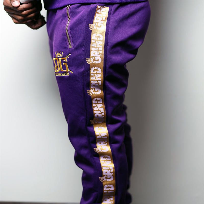 Lakers Grind OG Tracksuit Pants - On The Grind