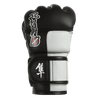 Hayabusa <br> Tokushu 4oz MMA Gloves <br> Black/Slate Grey