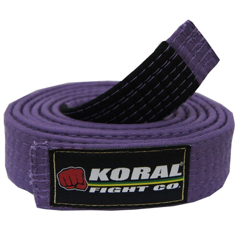 Koral Adult Belt Purple
