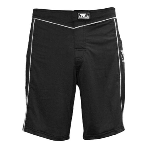Bad Boy <br> Youth Fuzion Shorts <br> Black/Grey