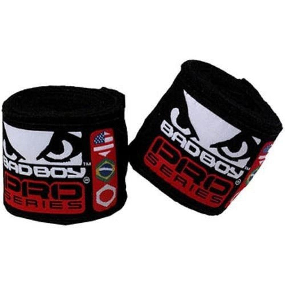 Bad Boy <br> Hand Wraps 3.5 M <br> Black