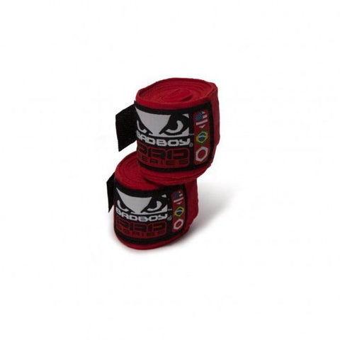 Bad Boy <br> Hand Wraps 3.5 M <br> Red