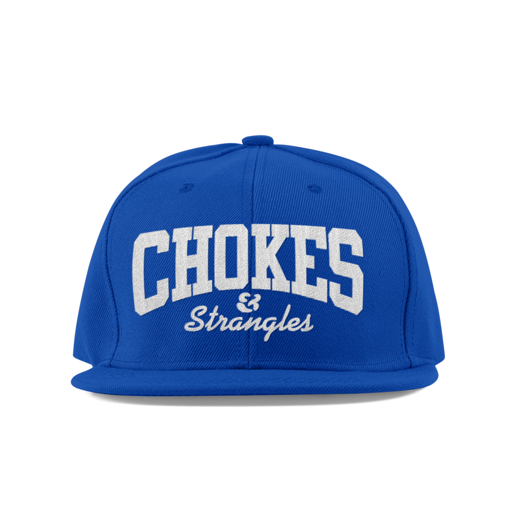 Guard Players <br> Chokes and Strangles <br> Snapback Blue