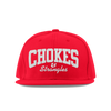 Guard Players <br> Chokes and Strangles <br> Snapback Red