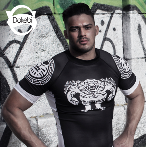 Dokebi Bros <br> Ranked Rashguard <br> All Colours