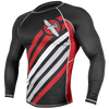 Hayabusa <br> Elevate Rashguard Long Sleeve <br> Black