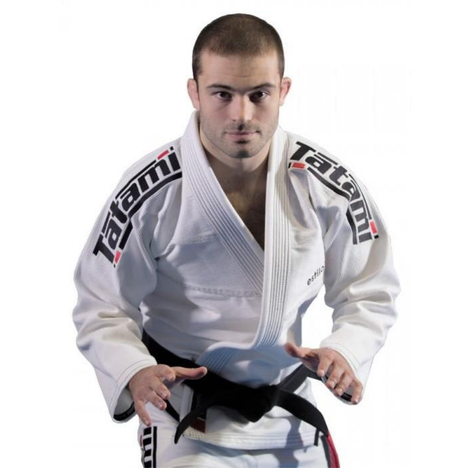 Tatami <br> Estilo 6.0 Premier BJJ Gi <br> White and Blue